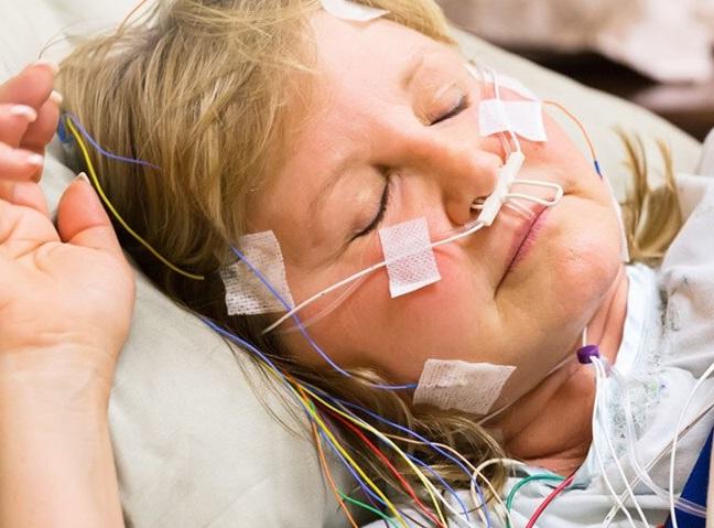 pierdere în greutate apnee de somn obstructiv)