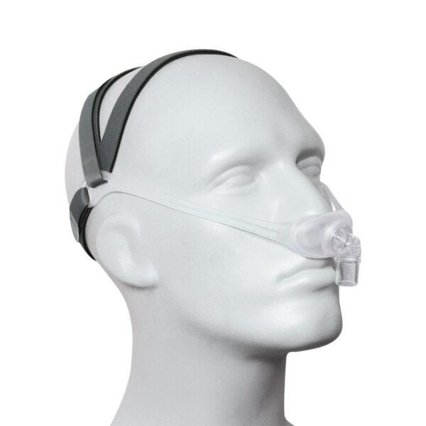 PROMO Dispozitiv CPAP Sefam DreamStar Auto + Masca Nazala Sefam Breeze Pillows