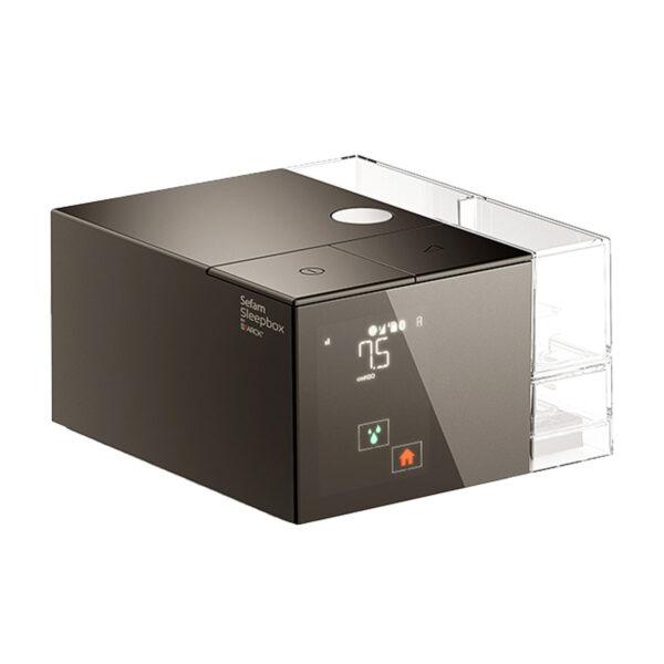 PROMO Dispozitiv CPAP Sefam S. Box by Starck + Umidificator Incalzit
