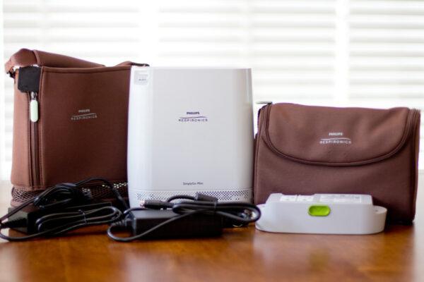 Concentrator De Oxigen Portabil Philips Respironics SimplyGo Mini