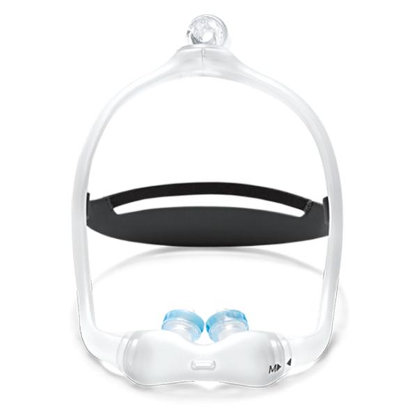 Masca CPAP Nazala Philips Respironics DreamWear cu 4 pernute incluse