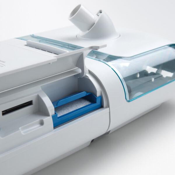 Filtru Reutilizabil de Polen cu Spuma pentru Dispozitiv CPAP & BiPAP Respironics DreamStation