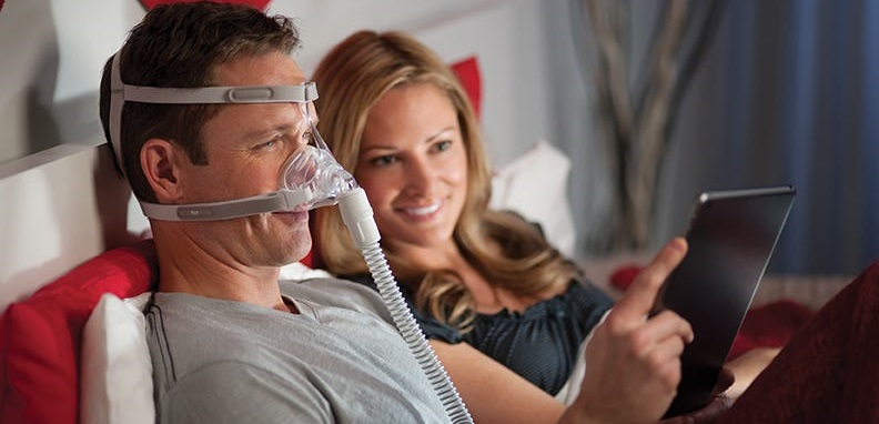 Terapia CPAP - Pacient Philips Respironics Pico